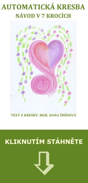 Automatická kresba - Archandělské tělové svíce - E-book pro rgistrované