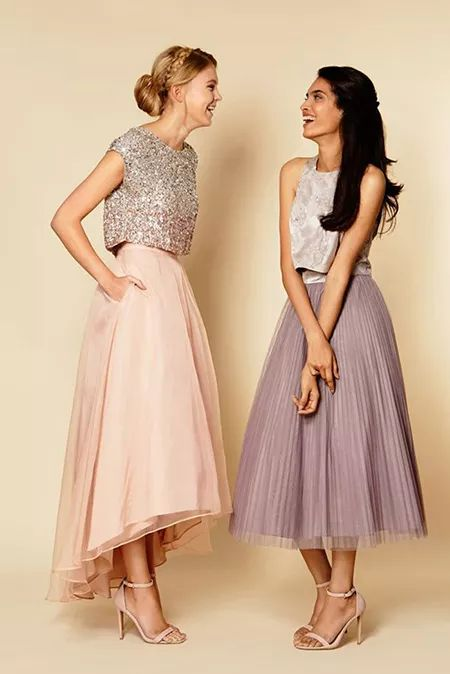 Ideas de faldas para las damas