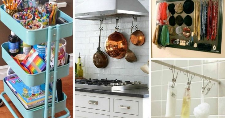 20 Genius Storage Ideas That You Absolutely Need To Know.
