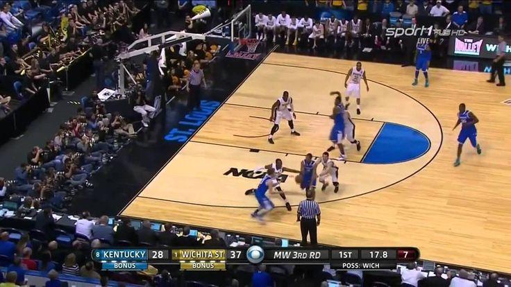 Kentucky vs Wichita State Full Highlights 2014 NCAA Basketball Tournament