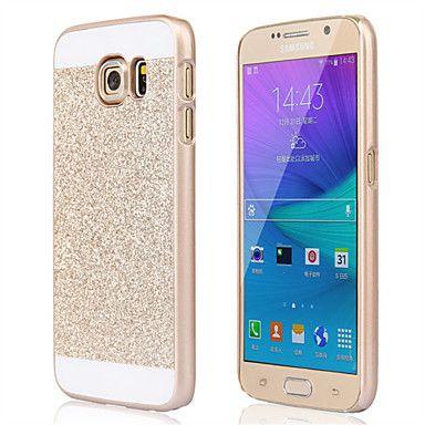 bling plastic stralende geval glitter harde pc terug beschermhoes voor Samsung Galaxy s6 rand plus / s6 edge / s6 / S5 / S4 / s3 – EUR € 4.89