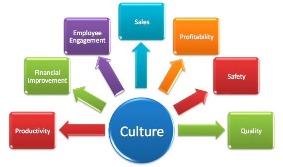 organizational culture and productivity There are six organizational attributes needed to give organizations the ability to accept the small and sometimes large changes that productivity enhancements require.