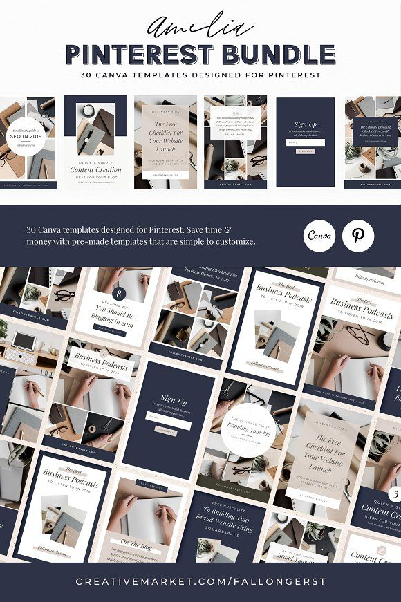 90 Pinterest Templates For Canva Pinterest Templates Template Design Instagram Post Template