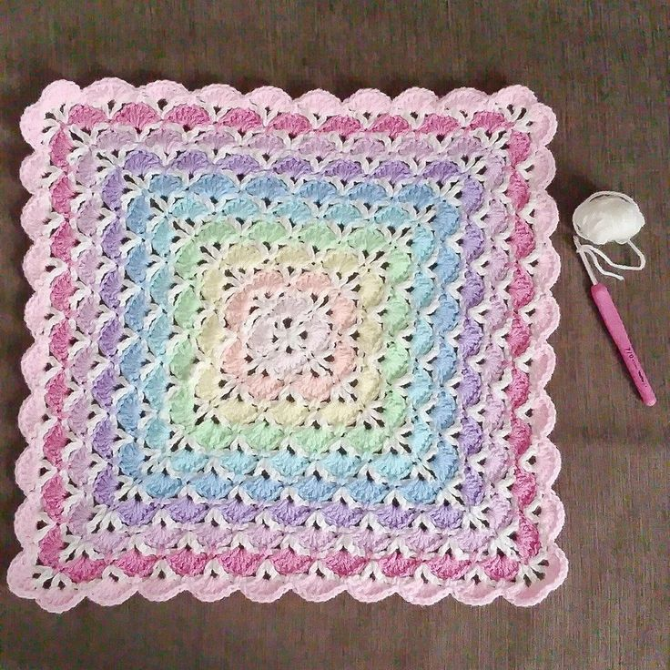 1000 Images About All Things Crocheted Afghans For Kids