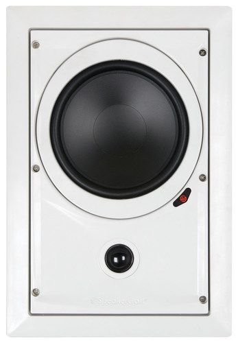 "SpeakerCraft - AccuFit IW7 One 7"" In-Wall Speaker (Each)"