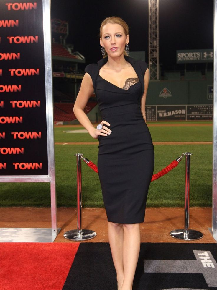 Premiere of 'The Town' at Fenway Park | Style, Love this ...