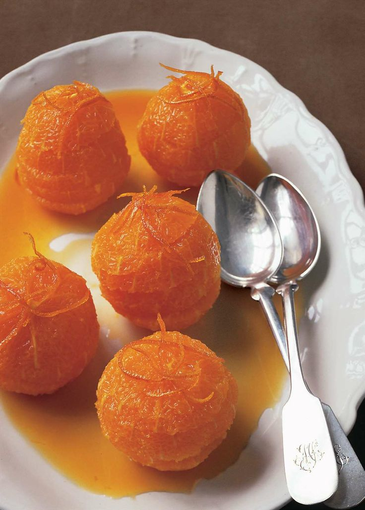 Caramel oranges by Margaret Fulton | Cooked
