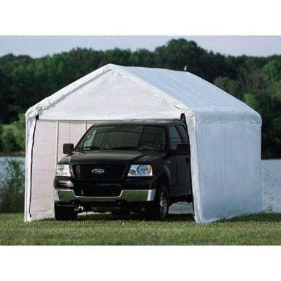 Best 25 carport tent ideas on pinterest tarp shade for 20 x 25 garage kits