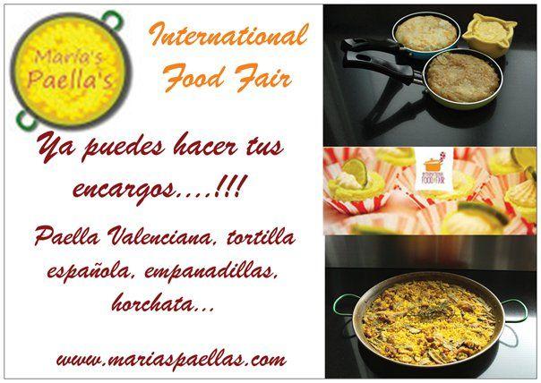 2ª edición International Food Fair en Amersfoort. 19 Febrero de 17.00 a 21.00 h. Te lo vas a perder??
