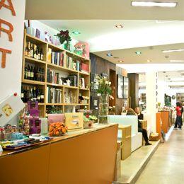 Art Studio Café | Elizabeth Street