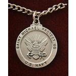Patron Saint Of u.s. Navy | navy patron saint medal on The Catholic Company