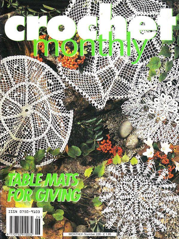 Crochet Monthly 226 - Lita Z - Álbuns da web do Picasa