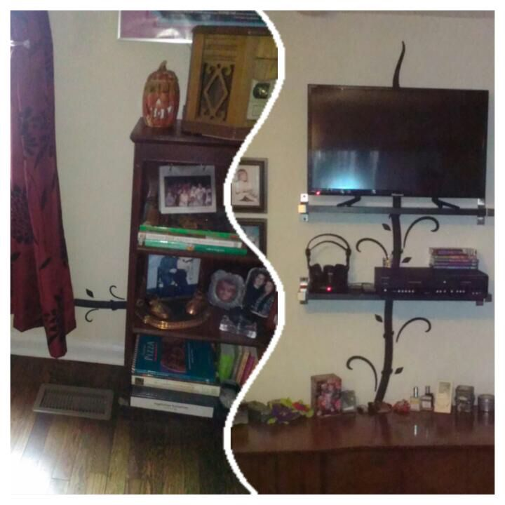 11 best images about hide tv wires without cutting holes. Black Bedroom Furniture Sets. Home Design Ideas