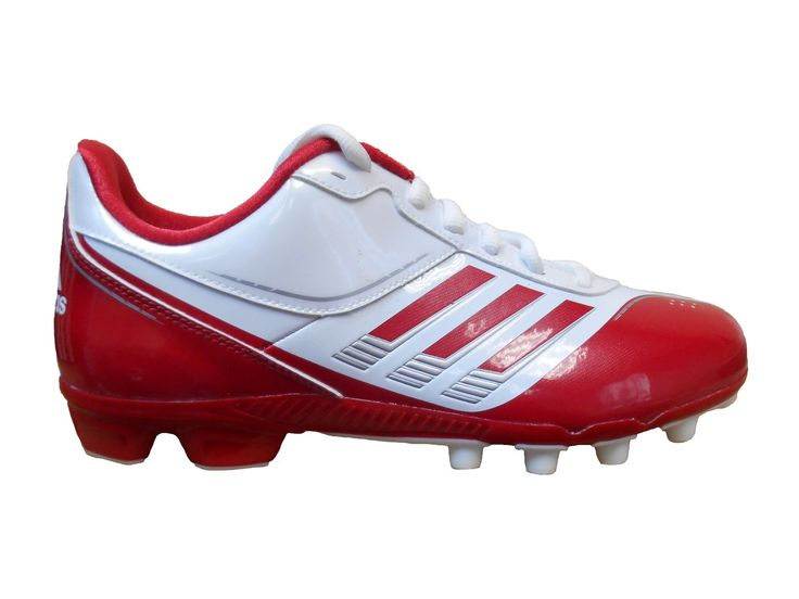 adidas AS SMU SuperCharge Field Turf Football Cleats