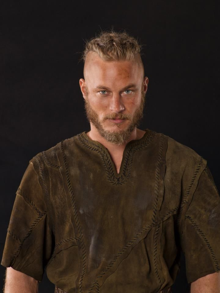 Travis Fimmel...Ragnar Lothbrok, Vikings on History Ch. I would gladly snuggle under some hides with that warrior!