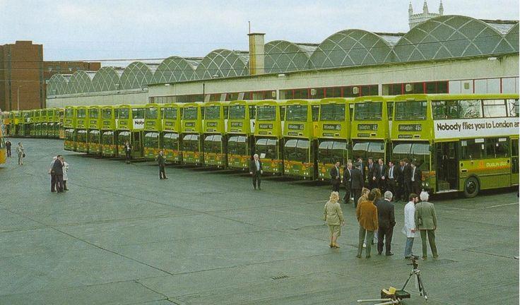 classic dublin buses - Google Search