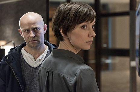 """Julia Koschitz & Jürgen Vogel in """"Vertraue mir"""""""