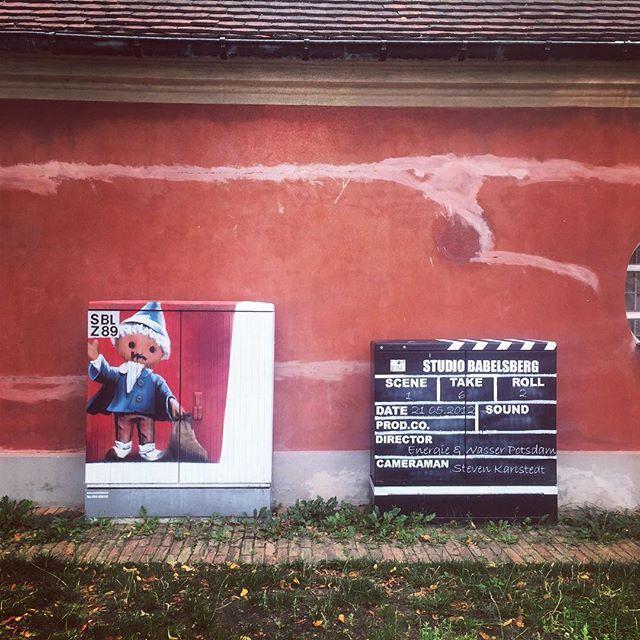 Studio Babelsberg  #babelsberg #cinema #potsdam #street #lines #studio #cinemastudios #germany #photooftheday #instadaily #instagood #amazing #beautiful #bestoftheday #art #igtravel #all_shots #mytravelgram #travel #traveling #visiting #instatravel #instago #trip #travelling #tourism #instapassport #instatraveling #travelgram #travelingram