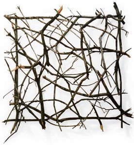 Twig Wall Art 25+ best twig art ideas on pinterest | natural weave, weaving and