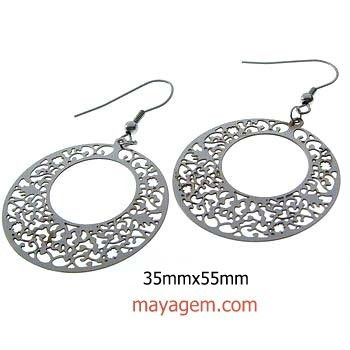 Danging Earrings Cheap Jewelry Online From China, #LL0034 : OK Charms, China Wholesale Jewelry Accessories Marketplace