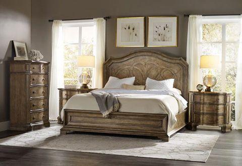 Hooker Furniture - Solana Bedroom Set - 5291BEDROOM2