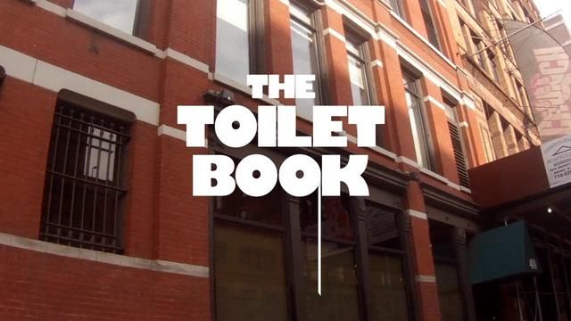 The Toilet Book by Akos Papp. Creative Directors don't have much time to check out student portfolios. But we figured, that there are five minutes in their day, when they are alone and willing to read just about anything. On the toilet.