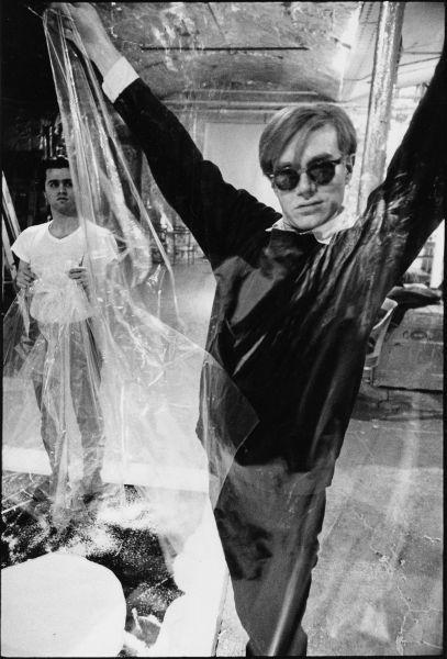 Gerard Malanga - Andy Warhol