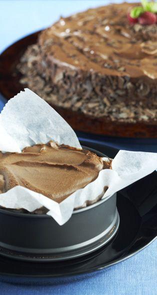 Easy Chocolate Dessert