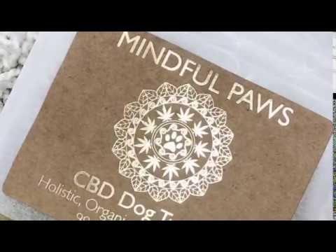 Organic   Vegan   CBD Dog Treats