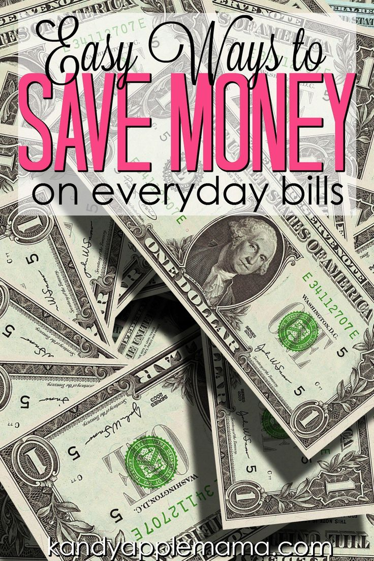 Stop Living Paycheck to Paycheck and learn How to Save Money on Everyday Bills
