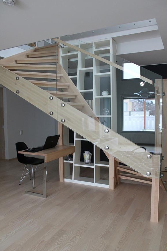 Puupeukalo portaat | Puuinfo