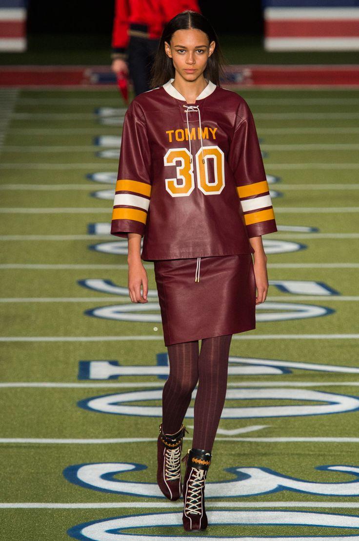 Fashion week: le football américain en vedette pour les 30 ans d'Hilfiger - Femina