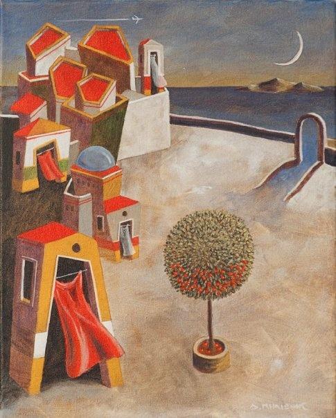 Paintings By Dimitris C. Milionis   (Δημήτρης K. Μηλιώνης)
