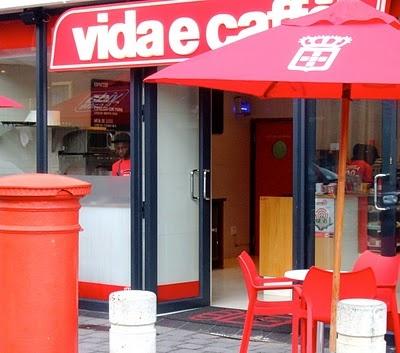 One of our amazing vida e caffe's in the beautiful city of Cape Town. #coffeeonthebrain #capetownvidaecaffe