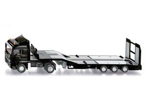The 1/32 MAN RC Truck with Low Loader from the Siku 1/32 RC Truck range - Discounts on all Siku Diecast Models at Wonderland Models.