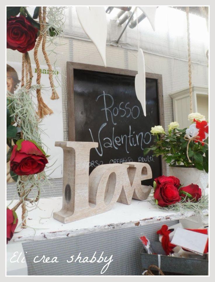 Eli crea shabby & co.: Buon S. Valentino!!