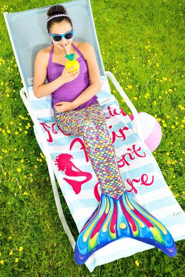 Razzle Dazzle Limited Edition Mermaid Tail One of our most colorful tails yet! Fin Fun's Razzle Dazzle Limited Edition Mermaid Tail features brilliantly colored, candy-smooth scales that each contain a textured highlight that shines from within. Perfect hearts and stars are scattered throughout the bright, bubbly scales for extra whimsy and fun. Plus, the multi-colored fluke of the tail includes soft drops of sunshine yellow, aqua, lime, and magenta that flow like the ocean's waves. If…