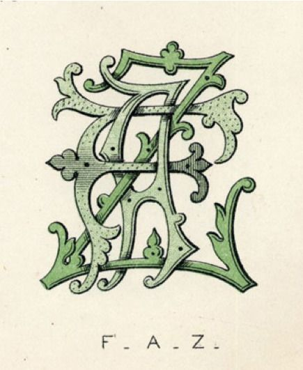 Wilkinson, Heywood and Clark Ltd Monograms