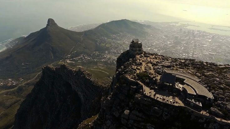 Drone views of Cape Town. Absolutely magnificent. Must see!
