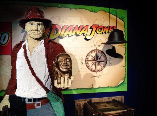 Legoland Discovery Centre Berlin - Indiana Jones