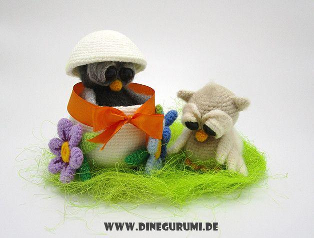 9 best Dinegurimi images on Pinterest | Dawanda com, Häkeltiere und ...