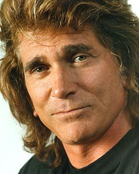 Michael Landon-There was just something about the guy that you couldn't help but like.