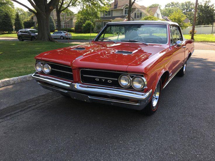 1964 Pontiac GTO for sale #1979550 - Hemmings Motor News