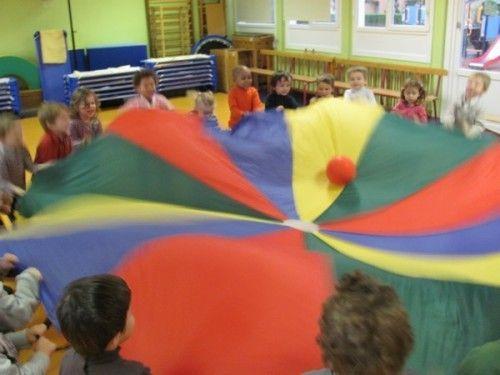 parachute b