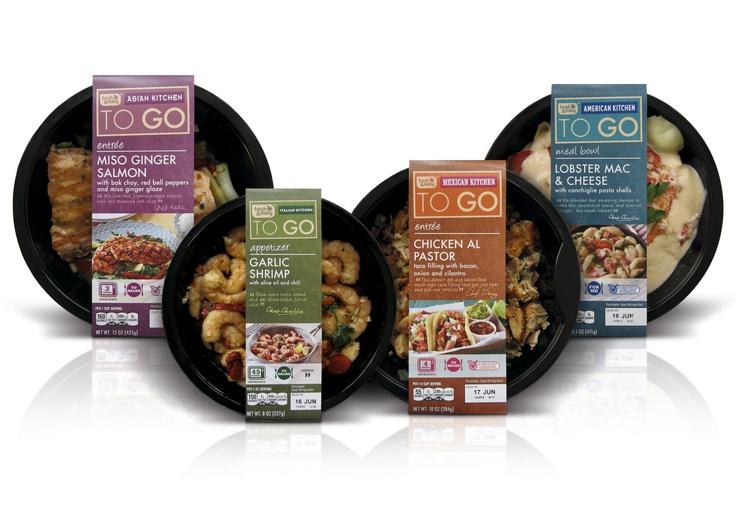 Packaging for fresh (Tesco America)