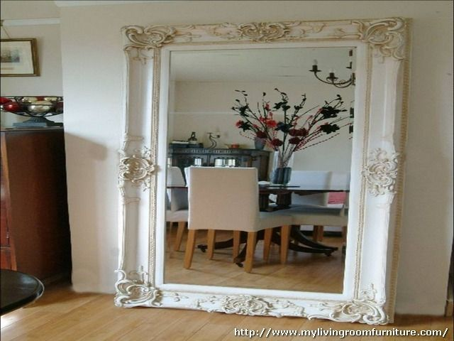 Big Mirrors For Living Room