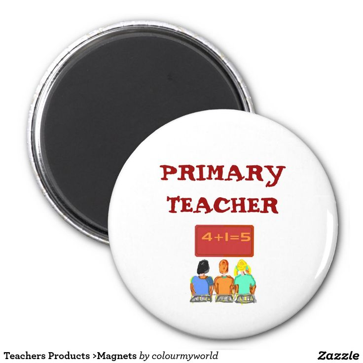 Teachers Products >Magnets 2 Inch Round Magnet
