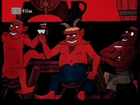 Čert a Káča (animovaná pohádka) - YouTube
