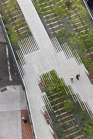 New York High Line abre al público,© Iwan Baan