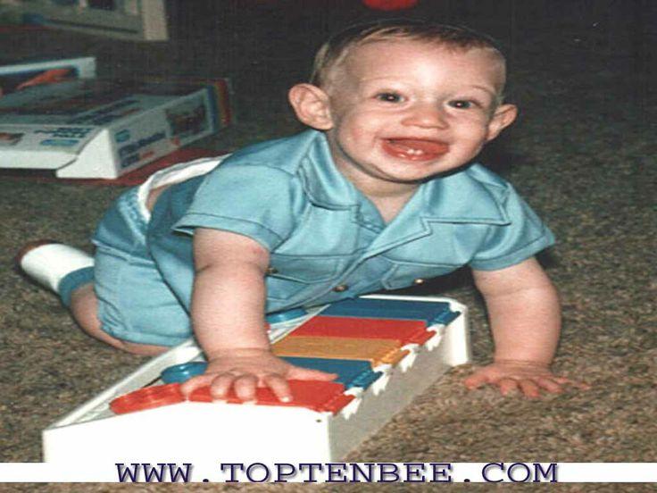Mark Zuckerberg as a Baby